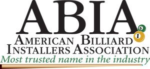American Billiard Installers Association / ABIA Pool Table Movers of Houston
